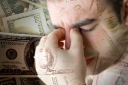 Вам пора решать свои финансовые проблемы, если в нашли это у себя