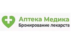 Промокоды на скидку Аптека Медика (APTEKA-MED.COM)