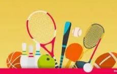 Скидка 8% на товары для спорта и отдыха